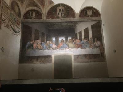 GWおばさん旅。二度目のイタリア旅行 ミラノ編
