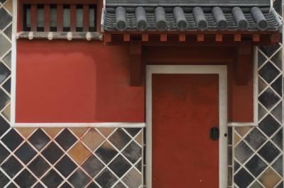 柳ゆらゆら  暖簾がふわり♪  倉敷春風紀行〈3〉倉敷の至宝☆大原美術館