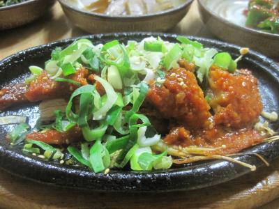 2016 蔚山に移動してタラの「ファンテグイ」なる料理を食べて、ついでにオンギマウル(陶器村)もちょっと散歩して、温泉でシメました!