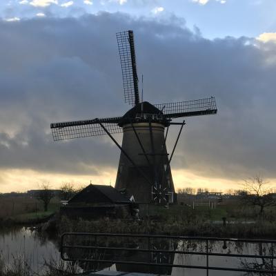 7都市観光付きで巡るオランダ・ベルギー5日間 2日目オランダ編