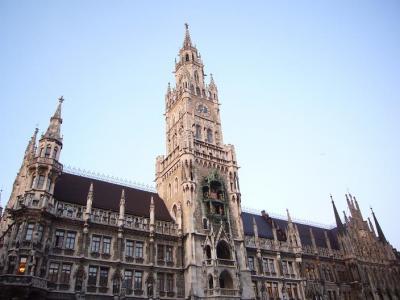 東ドイツ8日間の旅(1) ミュンヘン