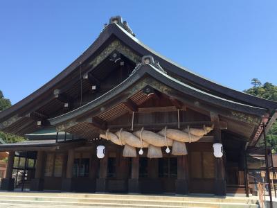 2泊3日で島根県旅~1日目出雲&松江