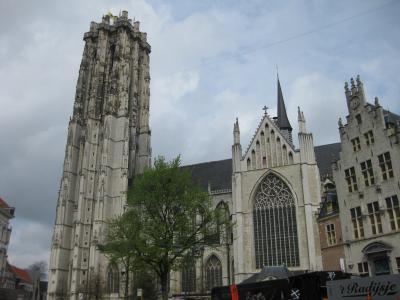 2017年 ベルギー、オランダの旅 ⑥メッヘレン