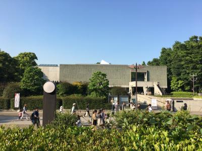 元カノとデート!!? ふたたびの国立西洋美術館 ~上野 美術館・博物館巡り~