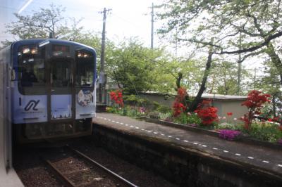 北陸旅行記2017年春(3)のと鉄道乗車編