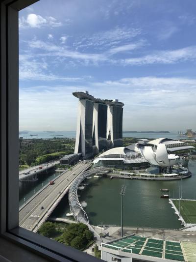 17年ぶりのシンガポール【6】 ホテル リッツカールトン シンガポールについて