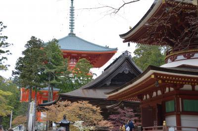GW弾丸旅行2017(6)高野山と日本三美人の湯・龍神温泉へ