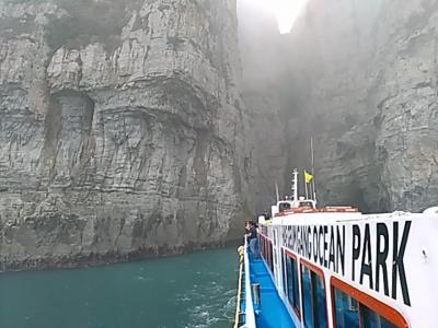 163回目訪韓は巨済の海金剛、外島を訪ねてチムジルバン泊の2泊3日旅(2017/6/9金~11日)⑤/⑩。巨済の海金剛