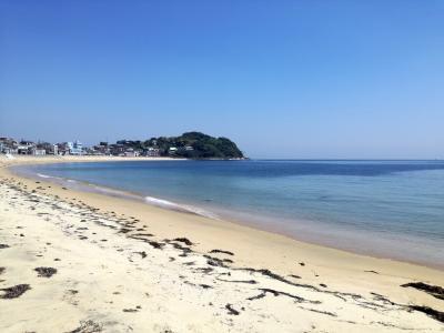 愛知県の離島・篠島へ~昼行高速バス→定期船→セントレア~