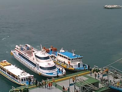 163回目訪韓は巨済の海金剛、外島を訪ねてチムジルバン泊の2泊3日旅(2017/6/9金~11日)⑥/⑩。巨済の外島