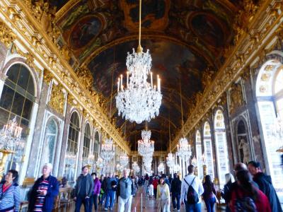 母娘ふたりフランス旅 ③~ヴェルサイユ宮殿