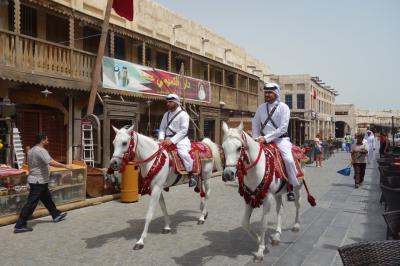 【201705_カタール&エジプト】往復カタール航空搭乗記とか 無料ドーハシティーツアーとか