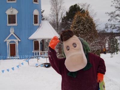 6歳児と初フィンランド♪【3】ナーンタリスパホテルで3泊4日、冬のムーミンワールド☆前編