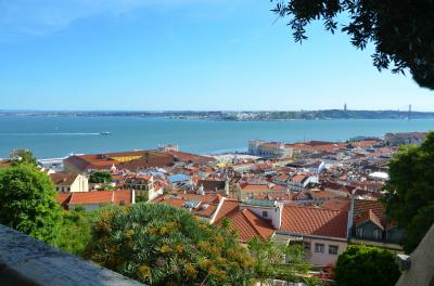 GW、夫婦旅行 行ってみたい都市のひとつだったリスボンへ!-5 リスボンに戻ってのんびり