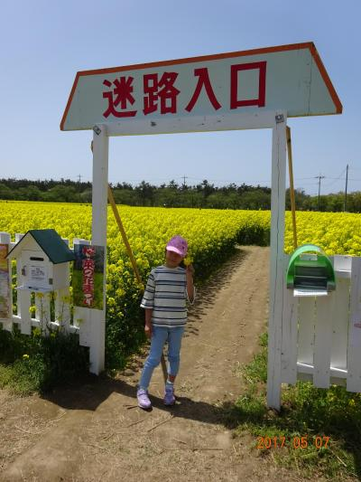秋田県由利本荘市『にしめ道の駅』と『ハーブワールドAKITA』(1)