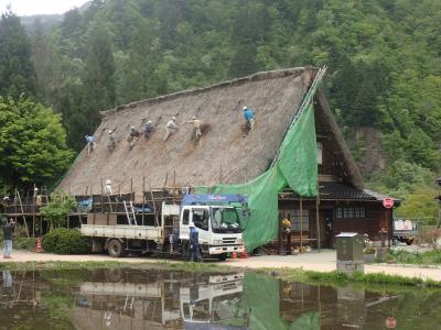 列車&バス旅/金沢・五箇山・白川郷~自然と文化と歴史を愛でる2泊3日