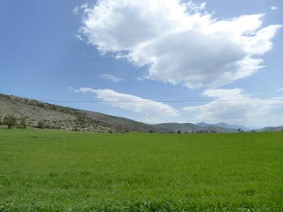 春の優雅なアブルッツォ州/モリーゼ州 古城と美しき村巡りの旅♪ Vol122(第5日) ☆NavelliからCapestranoへ♪美しき風景を眺めて♪