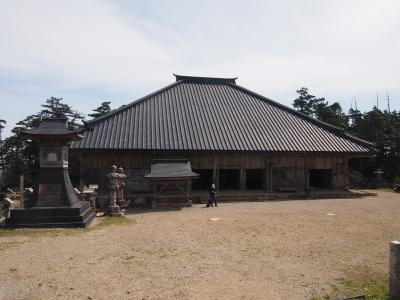 2017年5月大峯山上ケ岳