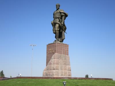 ウズベキスタン再訪(2) サマルカンドからシャフリサーブス日帰り観光(2017年4月)