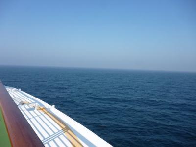 マリナー・オブ・ザ・シーズ 上海~済州島~上海3泊4日ショートクルーズ 乗船記(4)