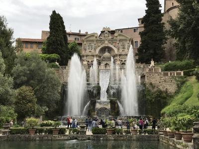 イタリア・世界遺産の旅⑥ ティヴォリ