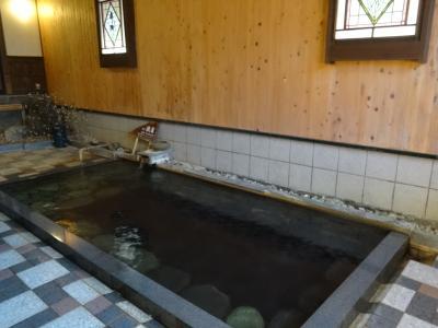 山陰の名湯 岩井温泉 再訪 (2) 岩井温泉 岩井屋 & 鳥取砂丘