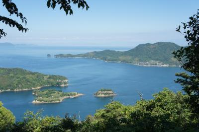 四国へ① 松山からちょこっと「しまなみ海道」