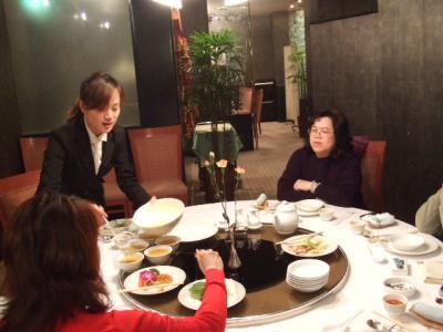 竹園 中華料理 宇都宮東部グランドホテル 2006/12/30
