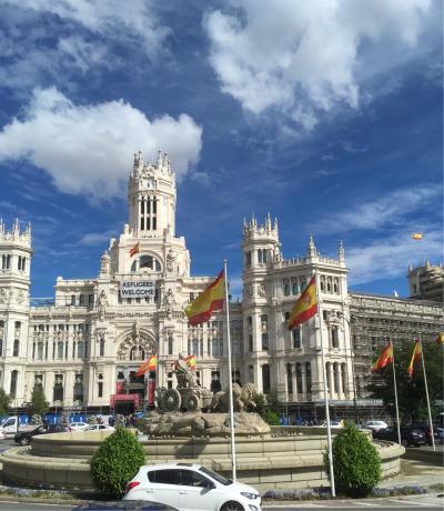 当初の予定が大変更  スペイン 北から南へ その1 マドリードからレオン