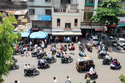 【2017 インド滞在記】インドの休日#1 最初の週末はプネーの町を散策