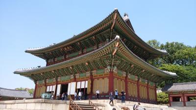 初完全海外一人旅 in 韓国1