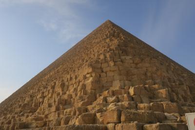 エジプト一人旅② ピラミッド、カイロタワー