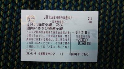 「JR北海道日替り周遊パス」で行く北海道の鉄道満喫の旅(本編)