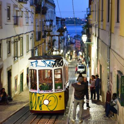 【1】地球の青!空の高さを感じた☆ポルトガル:リスボン7日間