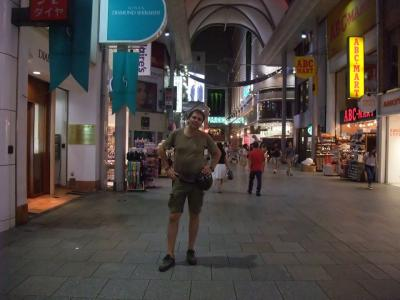 広島駅前プロジェクト Let's help Tourist!(砂布巾のLW 第2章4)広島駅南北自由通路開通記念+旅行用簡単ドイツ・韓国語