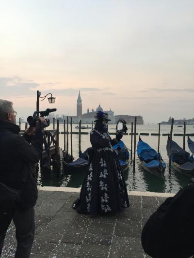 6泊8日ベネチアカーニバルとフィレンツェ個人旅行記
