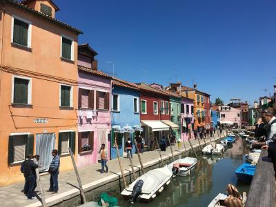 GWおばさん旅。二度目のイタリア旅行 ベネチア編