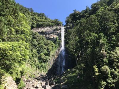 170528 ボンビー車中泊の旅 熊野那智大社参拝