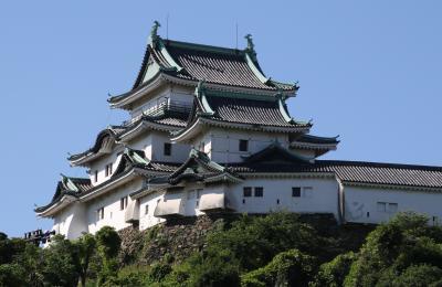 紀伊の国一宮日前神社参拝と和歌山城登城