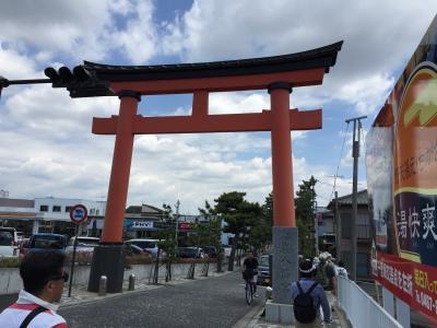東海道歴史散歩(茅ケ崎編)