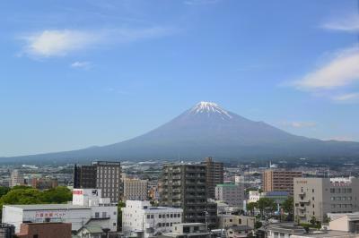 富士滞在 5~6月
