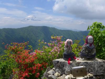 釈迦岳と「すずらんの里」を巡る地味な山行。