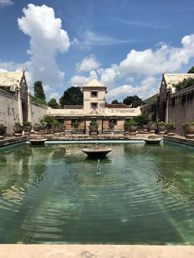2017年GW【No.4】ジョグジャカルタ&シンガポール5泊7日の旅☆4日目~クラトン&タマン・サリ メリアプロサニホテルに滞在