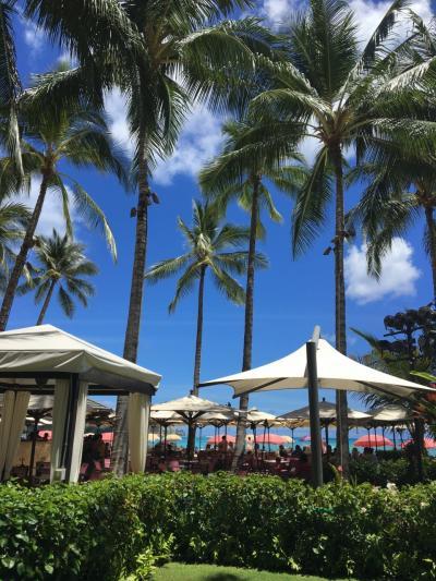 3度目の正直、ハワイ決行。【第1日目編】旅立ちから到着、更にワイキキで私たちに幸運が。