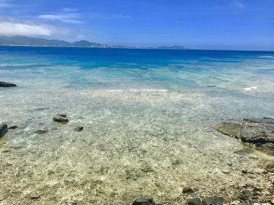 梅雨の沖縄へ。待っていたのは青い青い海。絶景に大満足の2泊3日。