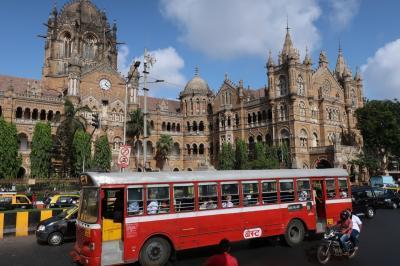 【2017 インド滞在記】インドの休日#3 プネーからムンバイ観光へ
