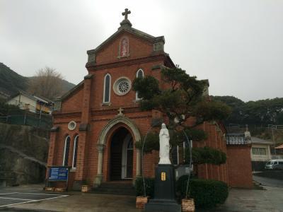 上五島教会コンプリートの旅(その2)