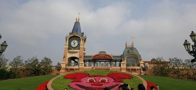 ゴールデンウィークの上海ディズニー 1日目