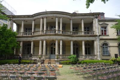 清泉女子大オープンキャンパス♪、じゃなくて 旧島津公爵邸公開 〈まずは屋外編〉