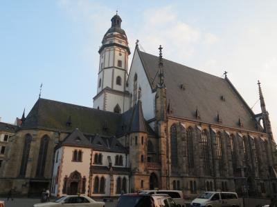 新しい時代の先駆けとなった街、ライプツィヒへ その1.